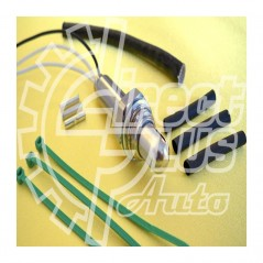 Sonde oxygène capteur Lambda NISSAN 22690-0F410 Terrano r20 2.4 4WD 3 fils essence 116ch 118ch