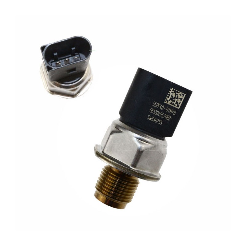 Capteur pression commonrail 55PP40-01 5WS40755 Sensata 5WS40731 5WS40935 A2C53288768 85PP40-02