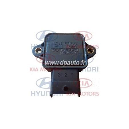 capteur papillon 3517022600 9520930002 Kefico 35170 22600 kia carens 2l crvvt 0280122014 type Bosch