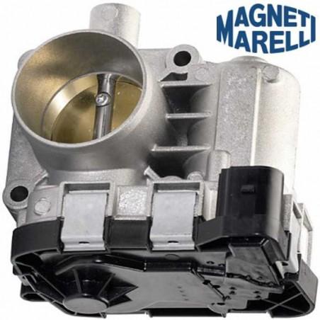 Boitier Papillon MAGNETI MARELLI 44SMF9/1 FIAT 71787548 77363793 55192787 8UK 007 623-181