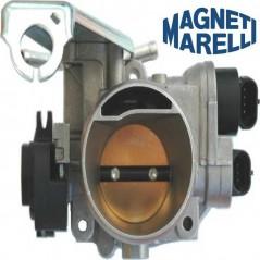 Boitier Papillon MAGNETI MARELLI 46SXF8 LANCIA 71787563 46531929 46799832