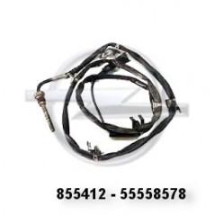 Sonde FAP Capteur température 55558578 855412 1.9 CDTI 1.9 TTiD TiD Opel Vectra Astra Zafira Saab