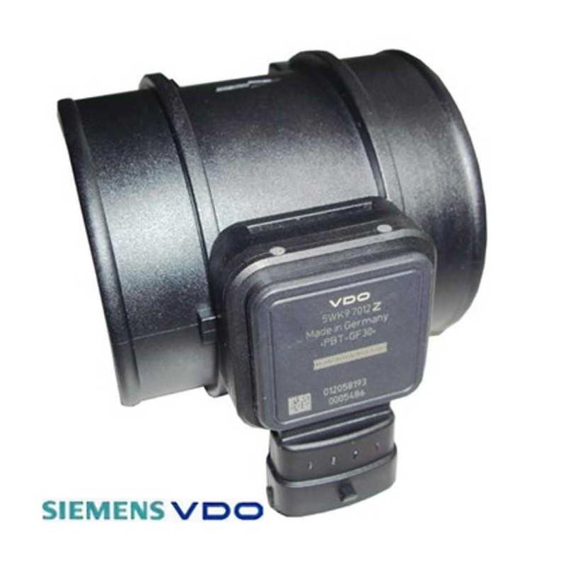 Debimetre MERCEDES B180 B200 5WK97026 5WK97003 0000943348 0000942948