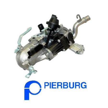 Vanne EGR 7.02156.24.0 1618LC 9671187780 AV6Q9D475AB Pierburg