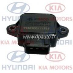 capteur Papillon 0K24718911 Bosch 0280122021 0 280 122 021 Kefico 9600930007 pour Kia 0 K247 18 911