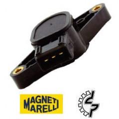 Potentiomètre accelérateur FIAT 71755059 9565855480 9622276480 9625114880 capteur position papillon