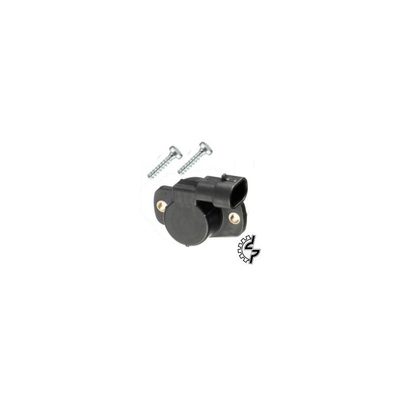 Capteur papillon Megane Scenic 1.4 Essence 75 RENAULT K7J potentiometre position boitier