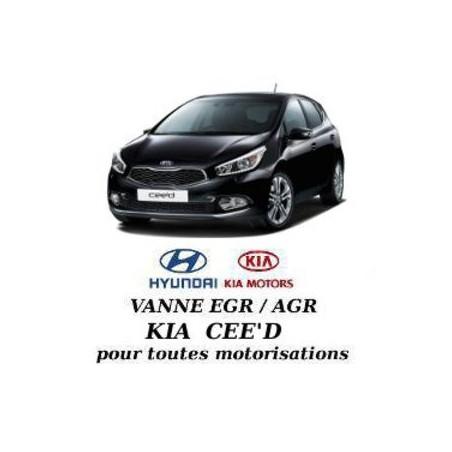 Vanne EGR KIA CEE'D 1.6 2.0 CRDi 90 110 115 128 140