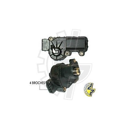 Régulateur de ralenti 306 1.1 60 cv Peugeot HDZ (TU1M) 0132008600 corps papillon monopoint